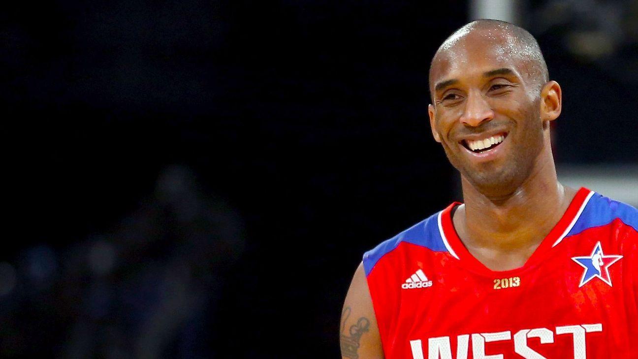 NBA All-Star Game MVP award named for Kobe