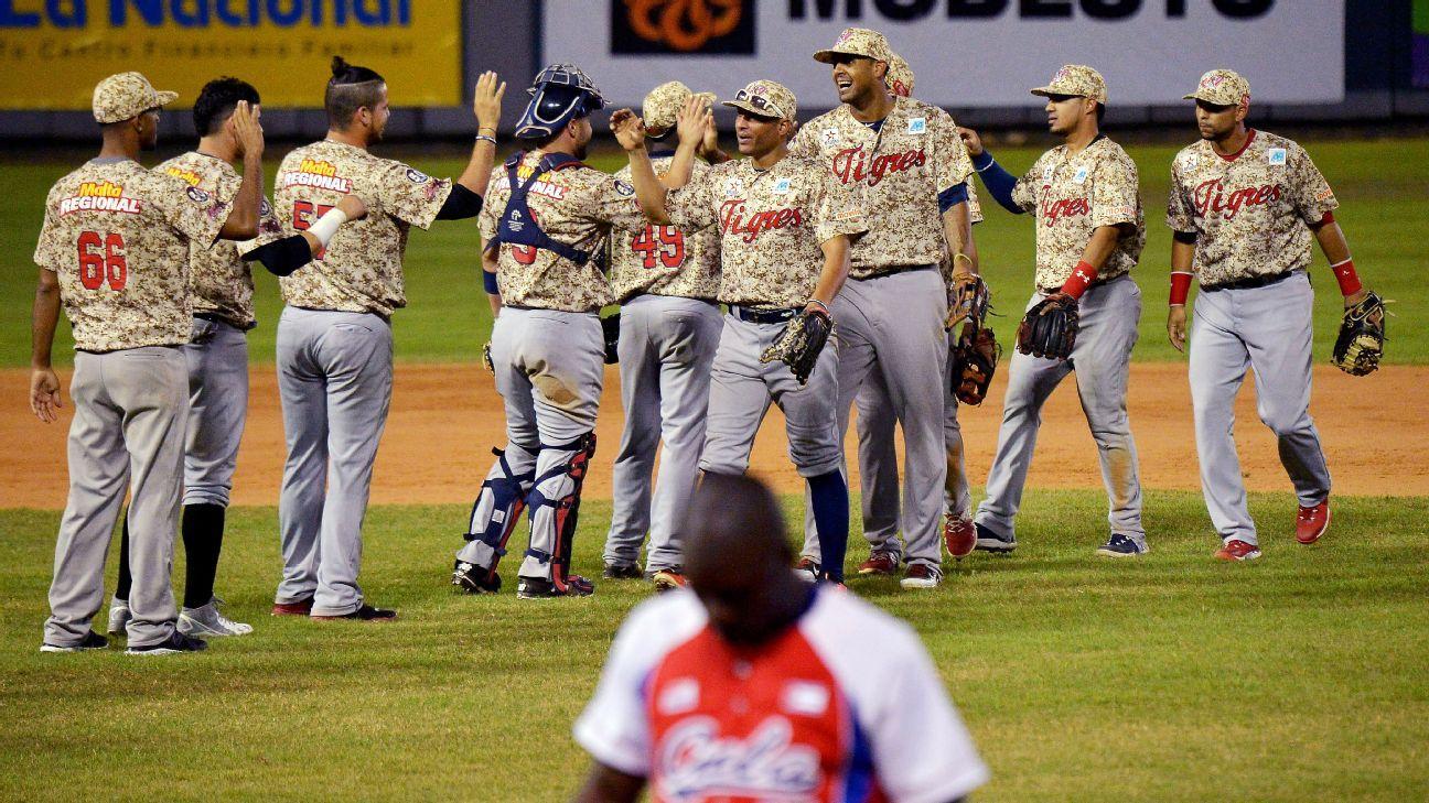 Venezuela tops Cuba, on to Caribbean Series semis