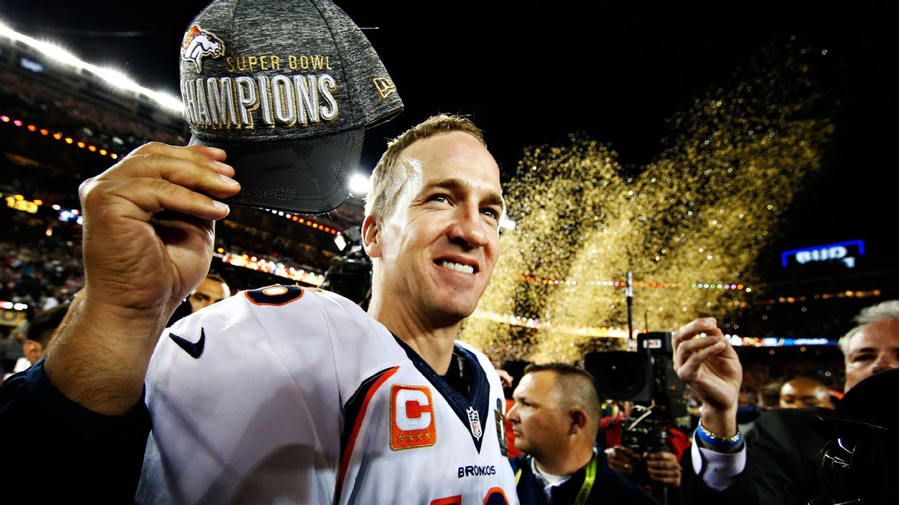Peyton Manning Is No 3 On Our List Of The Most Dominant Athletes Past 20 Years