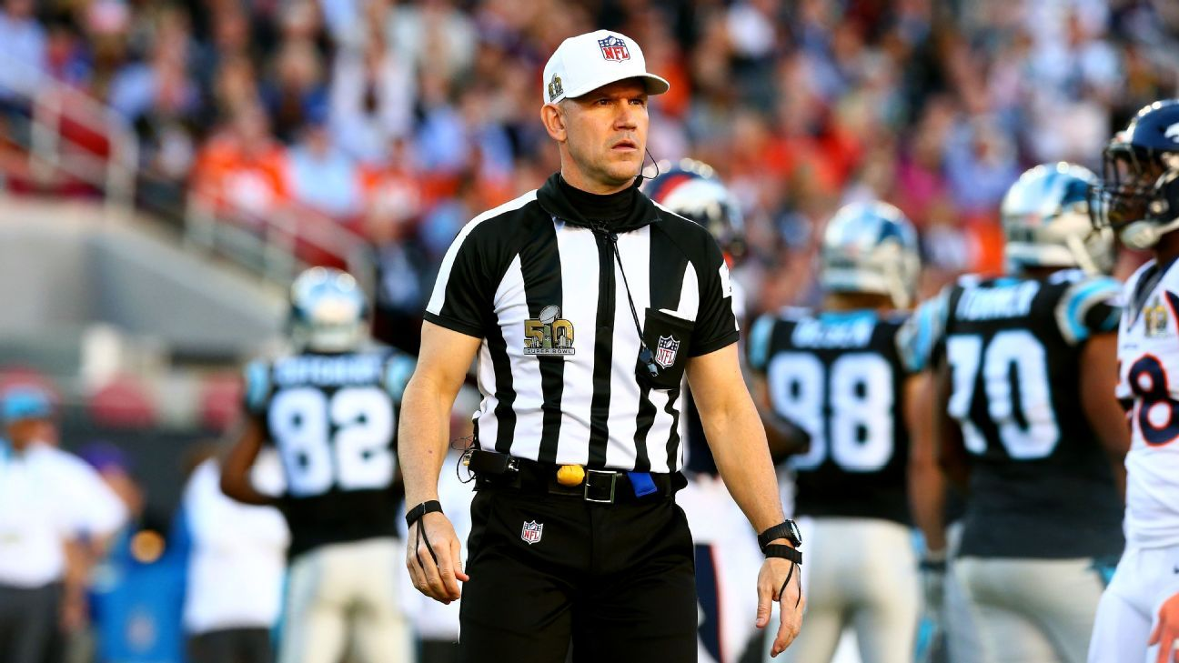 Grading the officials as Broncos improve to 6-0 in Clete Blakeman's games
