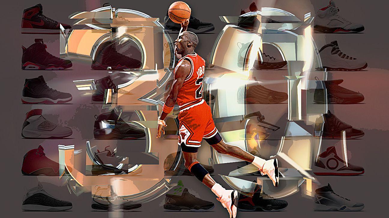 size 40 b53c9 1e019 Rank every Air Jordan sneaker 1-XX9