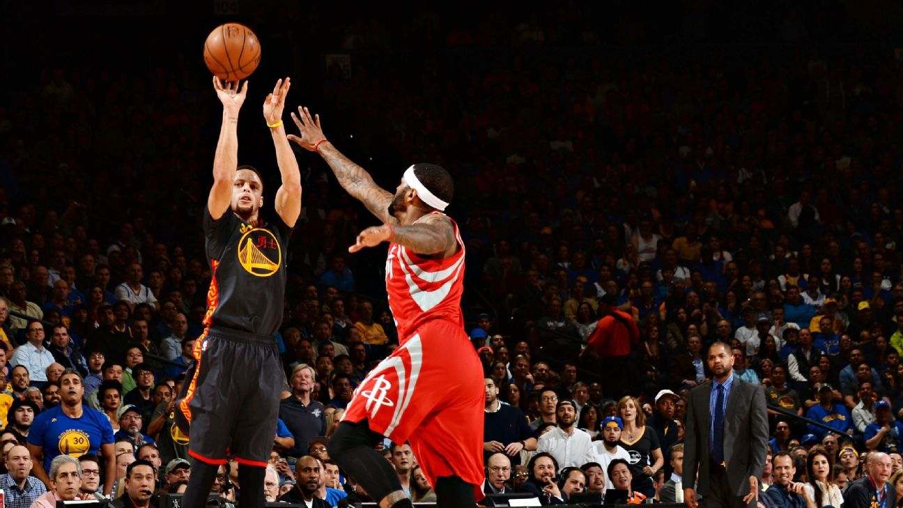 Why the Stephen Curry 3-pointer is the new Kareem skyhook ...