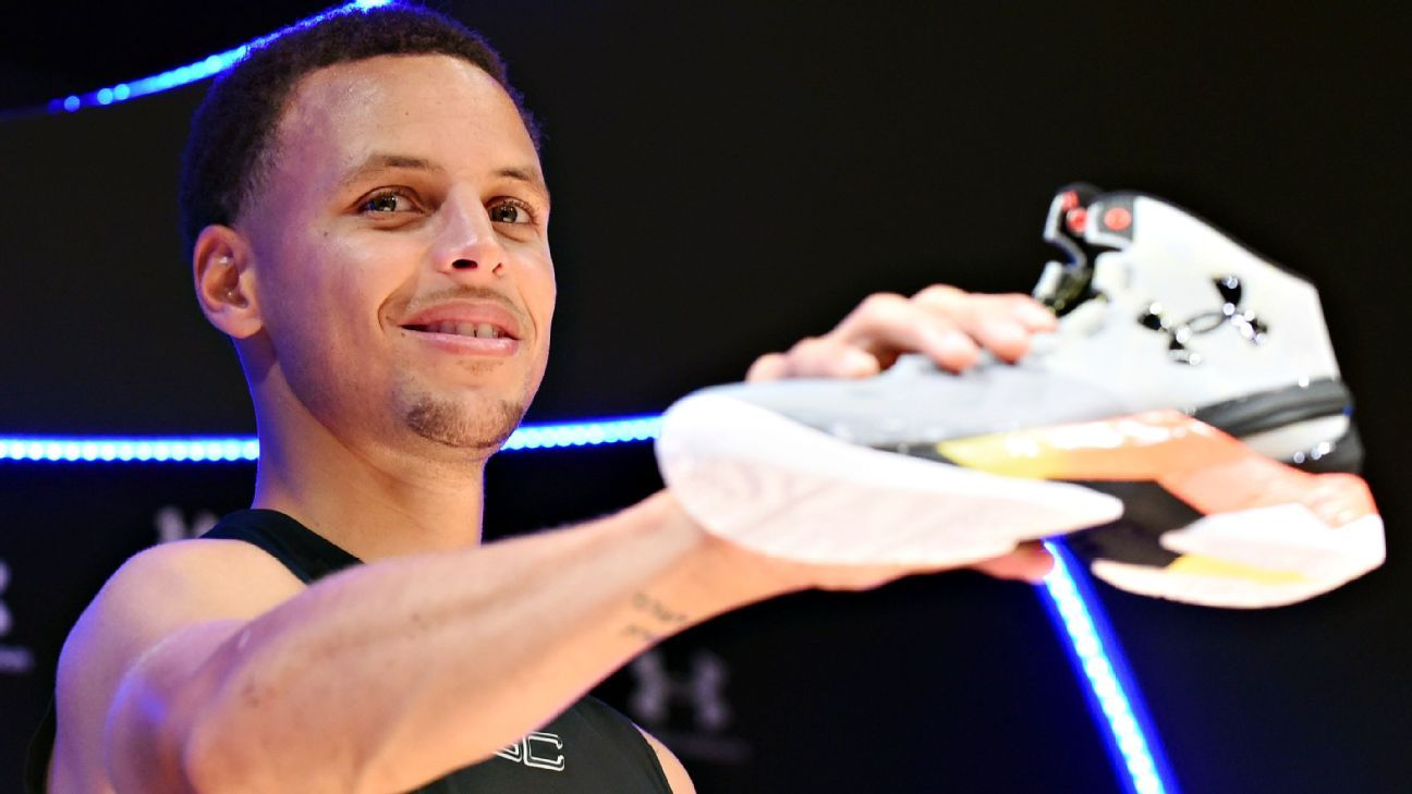 pretty nice a3f32 7f323 TrueHoop Presents  How Nike lost Stephen Curry to Under Armour