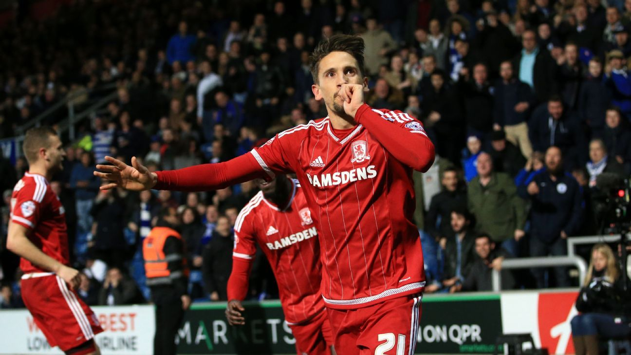 Queens Park Rangers vs  Middlesbrough - Football Match