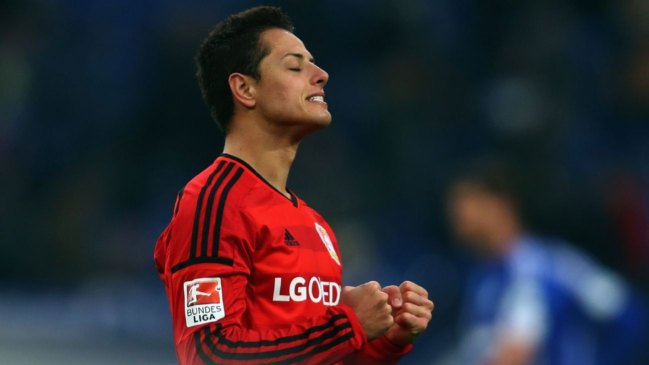caf8fd1d223 Javier Hernandez s connection with Chivas and its fans still runs deep
