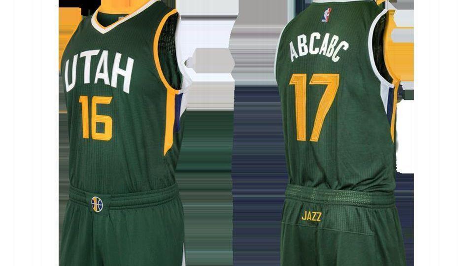 0062b2d93c2 Uni Watch breaks down the new look the Utah Jazz will be bringing next  season