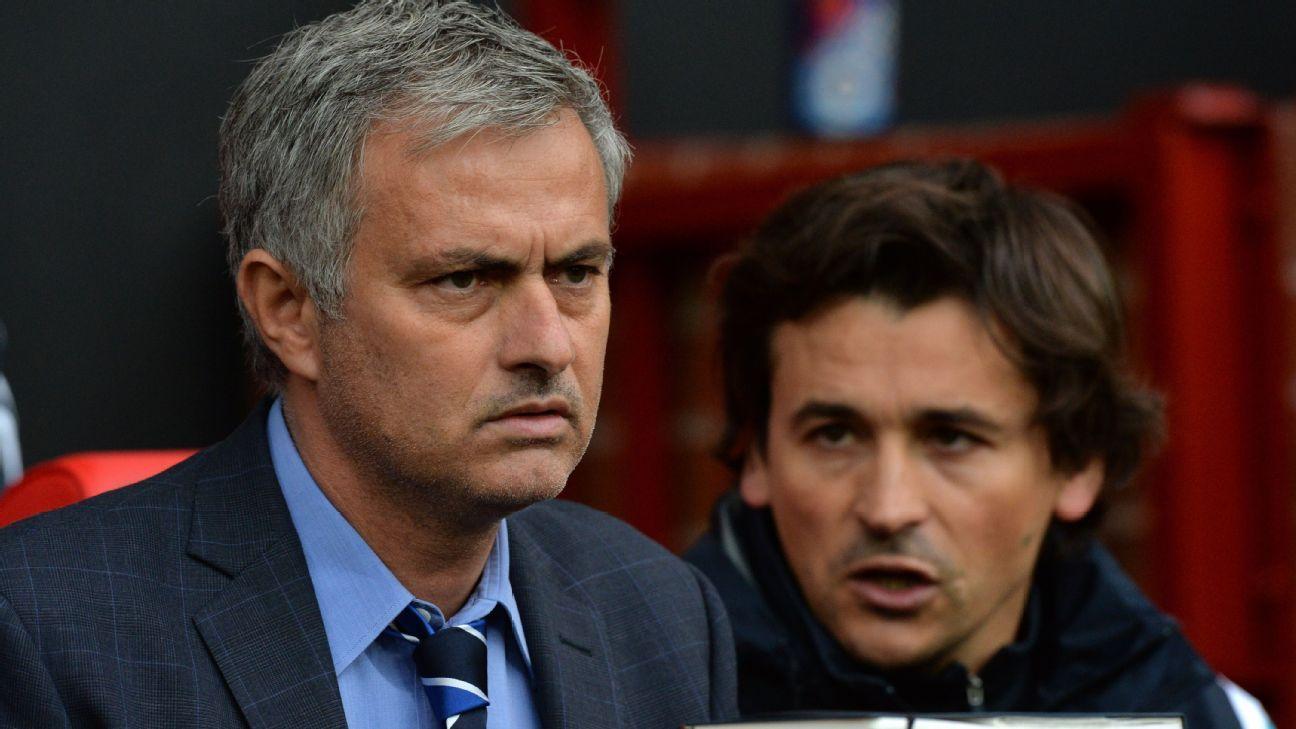 Rui Faria  Jose Mourinho s loyal assistant fe3485b68f59