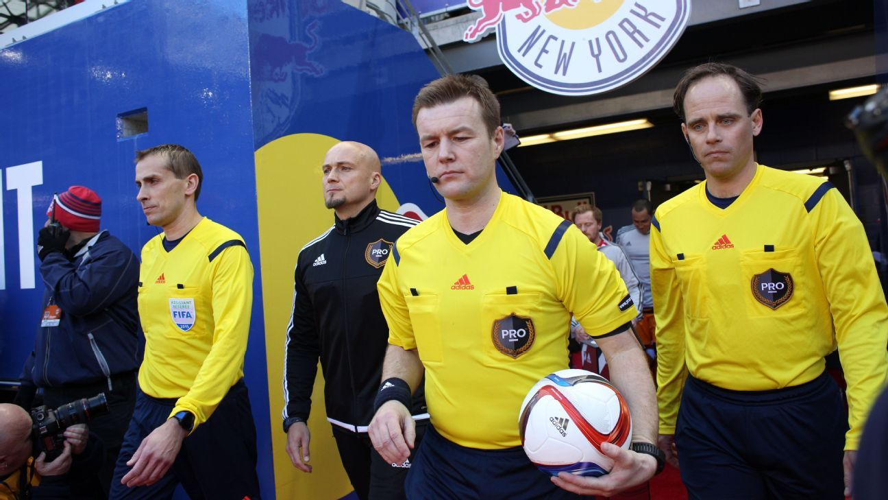 d20b5c74a Professional Referee Association accused by refs union of violating CBA
