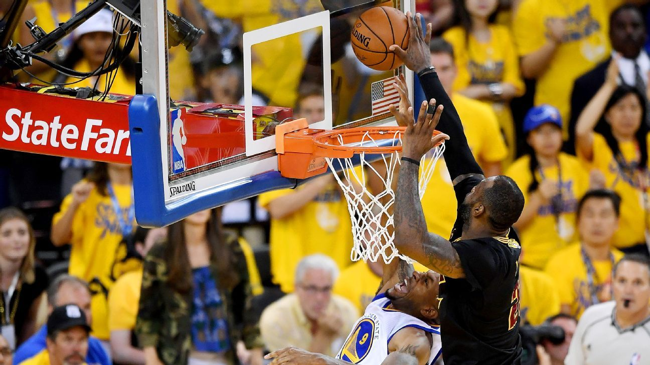 dd54f7810f4 NBA Finals 2016 - LeBron James