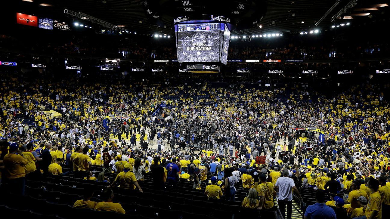 Buyer Pays 133k For Two Courtside Tickets To Game 5 Of Nba
