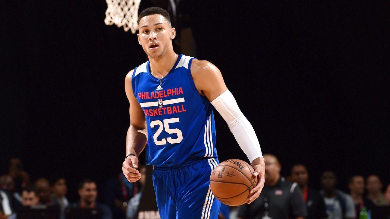 Denzel Valentine of Chicago Bulls dubs Ben Simmons of Philadelphia 76ers 'mini-LeBron'
