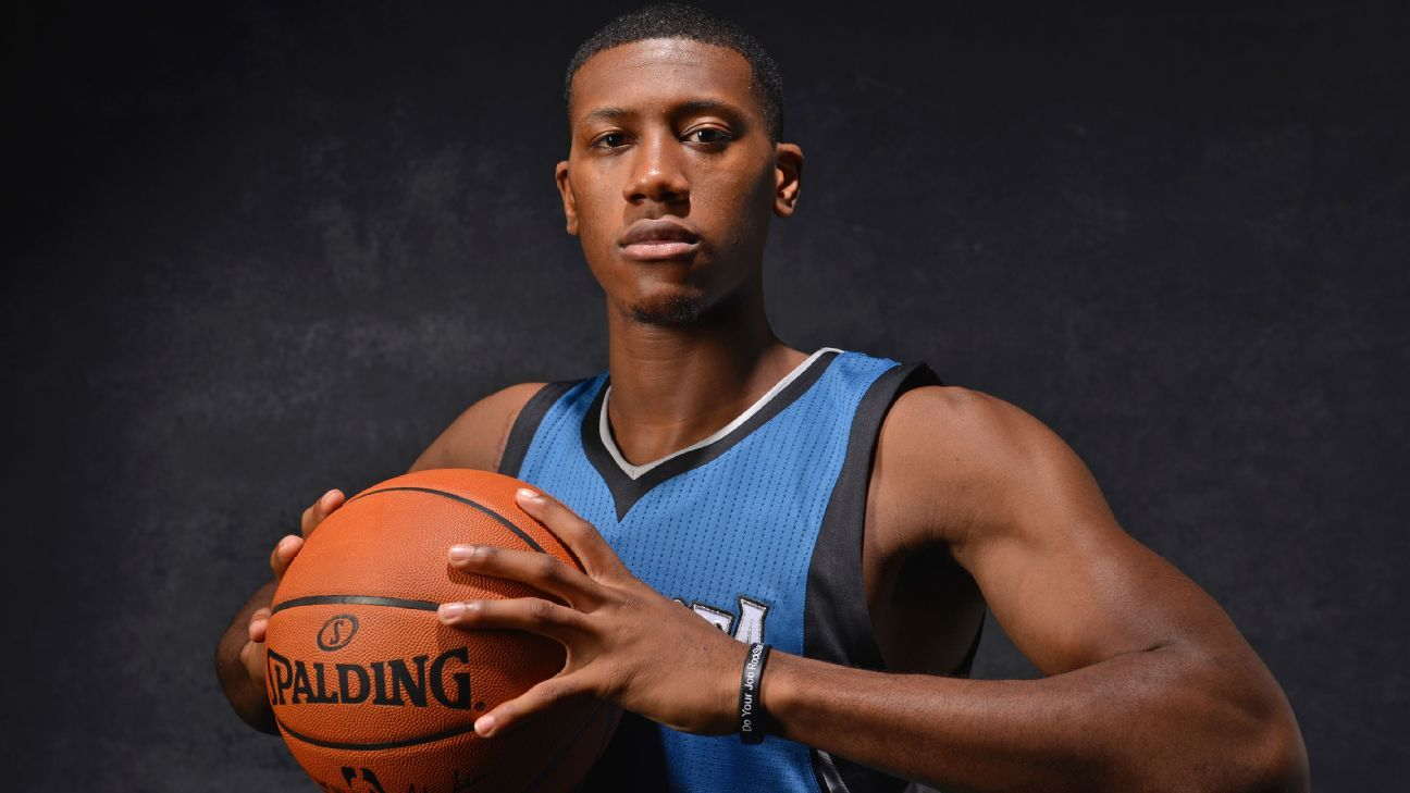 ce8680467 NBA rookies vote Kris Dunn as most likely to win rookie of the year