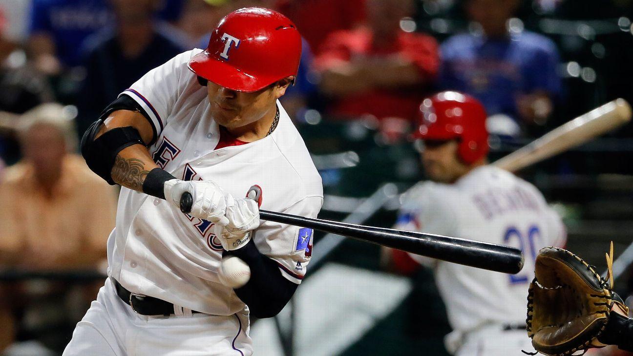 Texas Rangers Shin Soo Choo Breaks Left Forearm On Hit By
