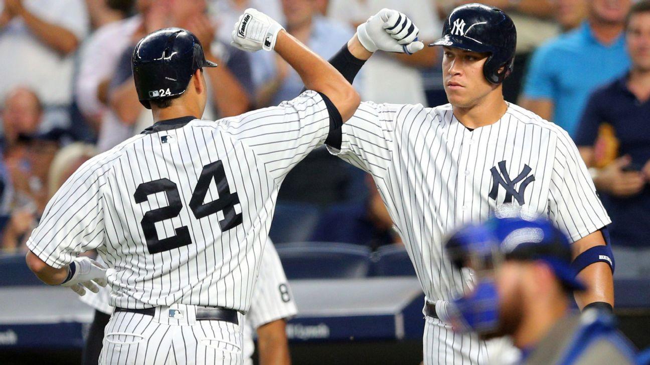 Fantasy baseball rankings - Top MLB players at every position