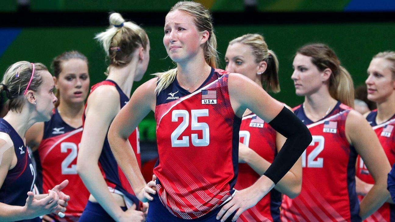 Meet The Five Fierce USA Womens Gymnastics Team