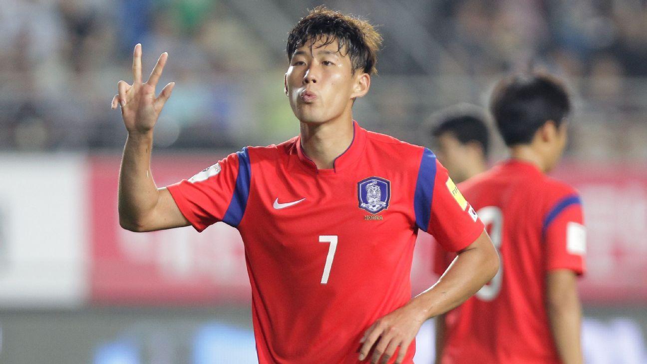 Tottenham hotspur 39 s son heung min may miss start of season for Son heung min squadre attuali