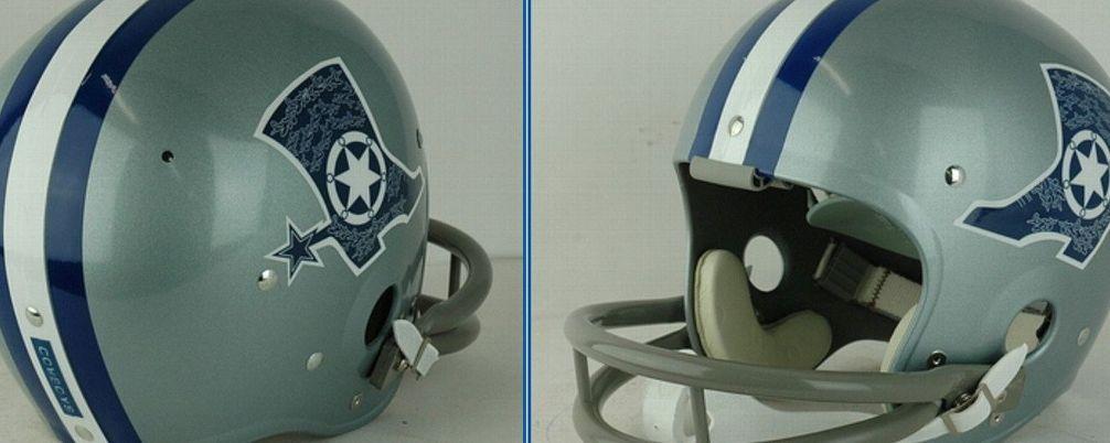 9aa7555f71b Old NFL Helmet Logo Prototypes
