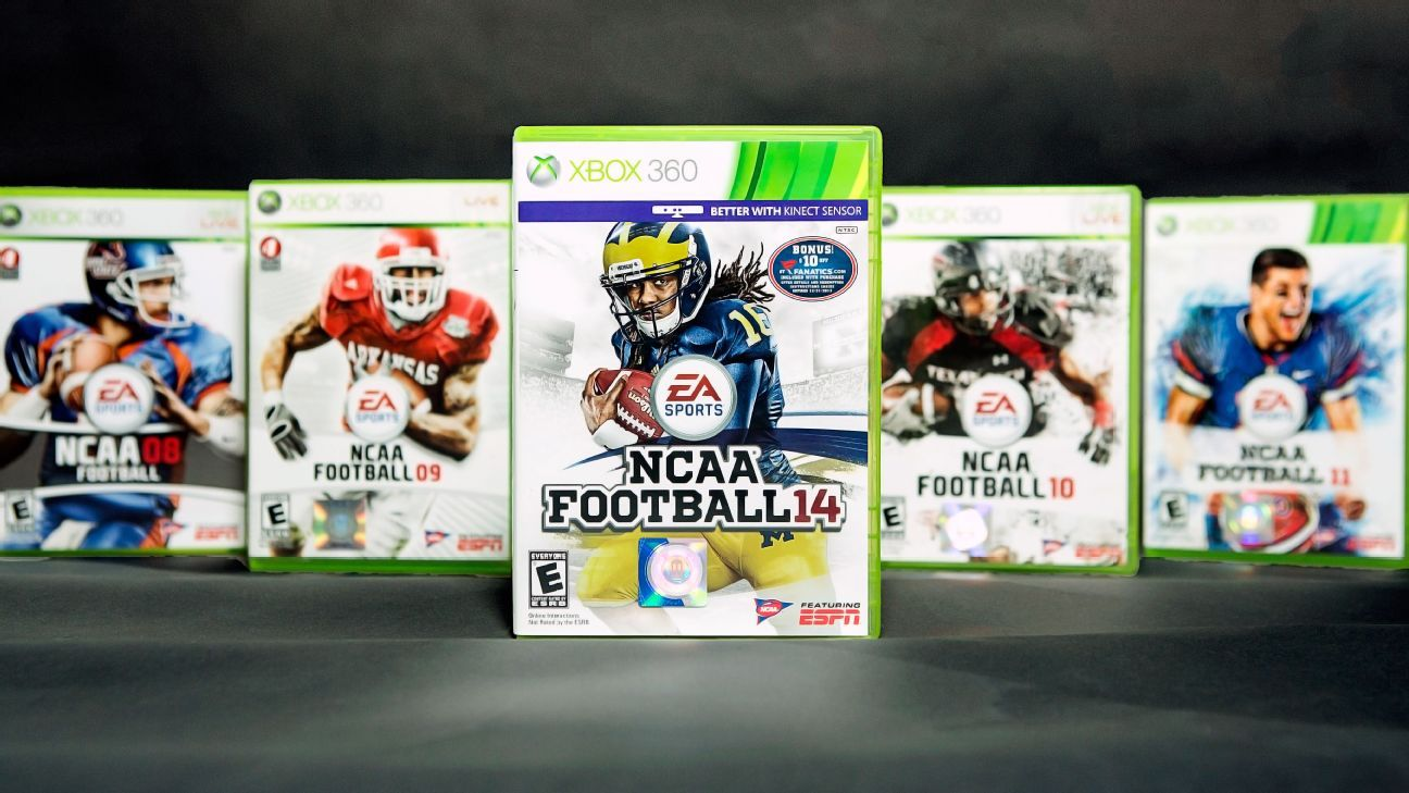 e9184ecb5c NCAA Football EA Sports lives on five years after its demise