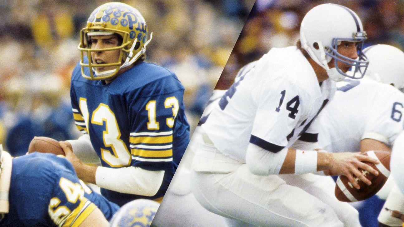 fca1b67c477 How Penn State Nittany Lions shocked Dan Marino, No. 1 Pitt Panthers