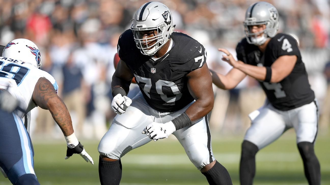 Sources: Raiders to trade G Osemele to Jets