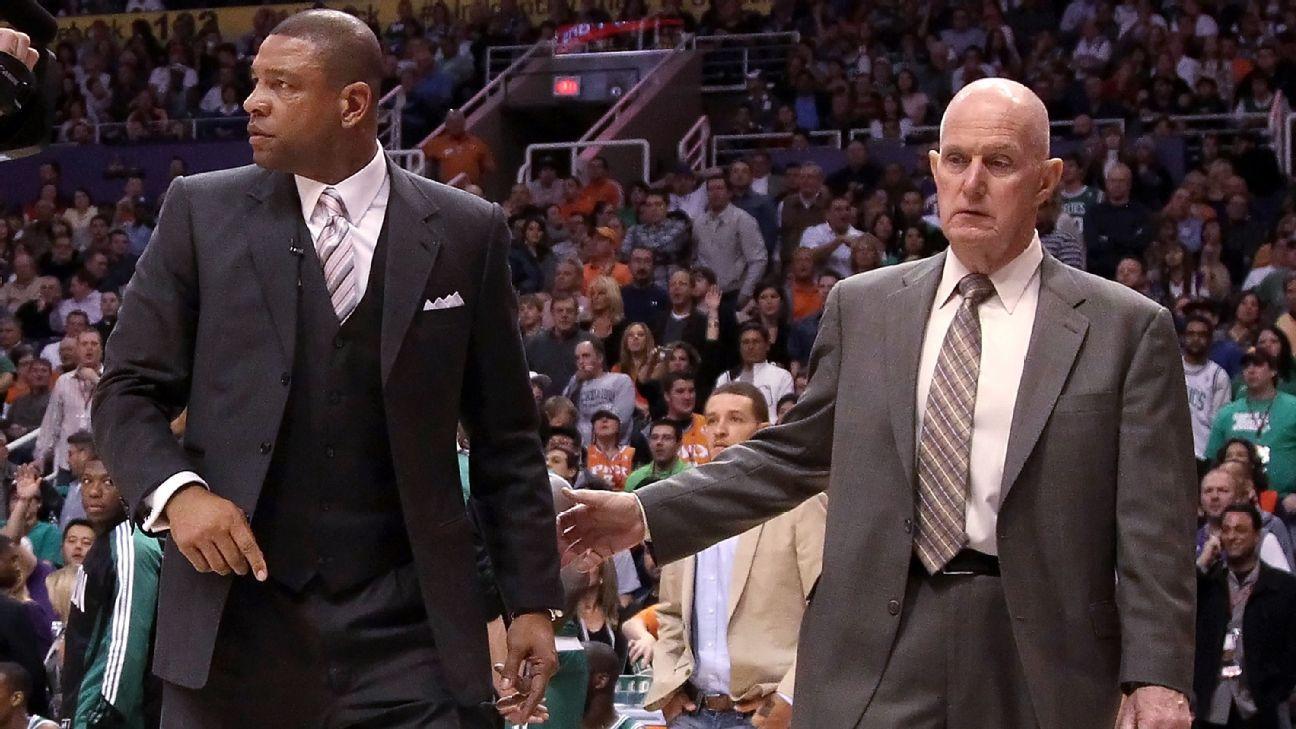 The NBA schedule turns teams into the sleepwalking dead