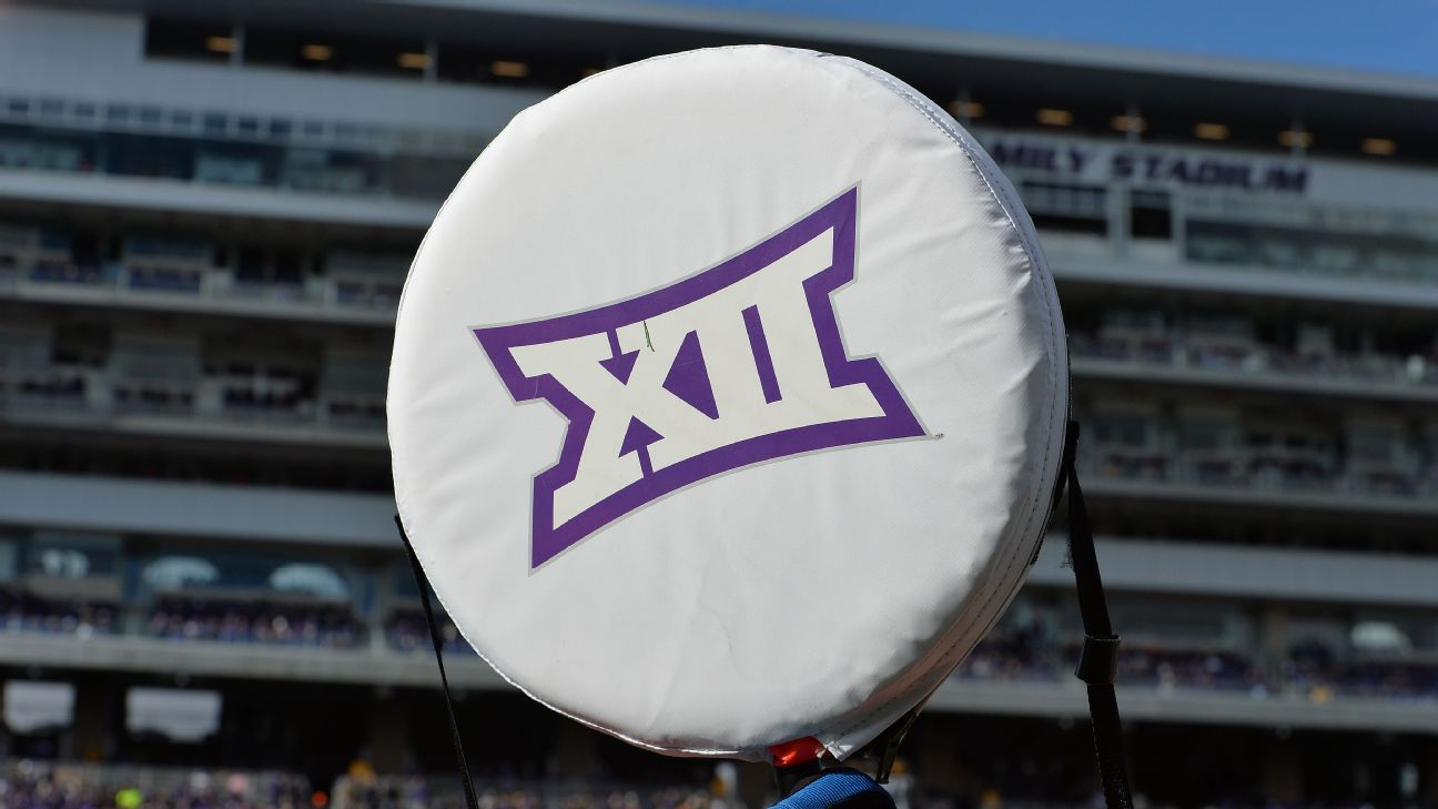 Big 12 votes to accept adding BYU, Cincinnati, Houston, UCF to conference