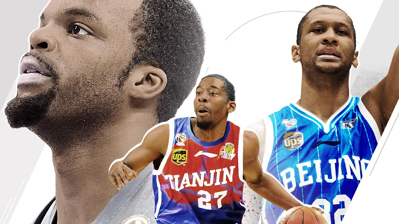 d6974e81f811 American basketball players share tales of what it s really like to play in  China