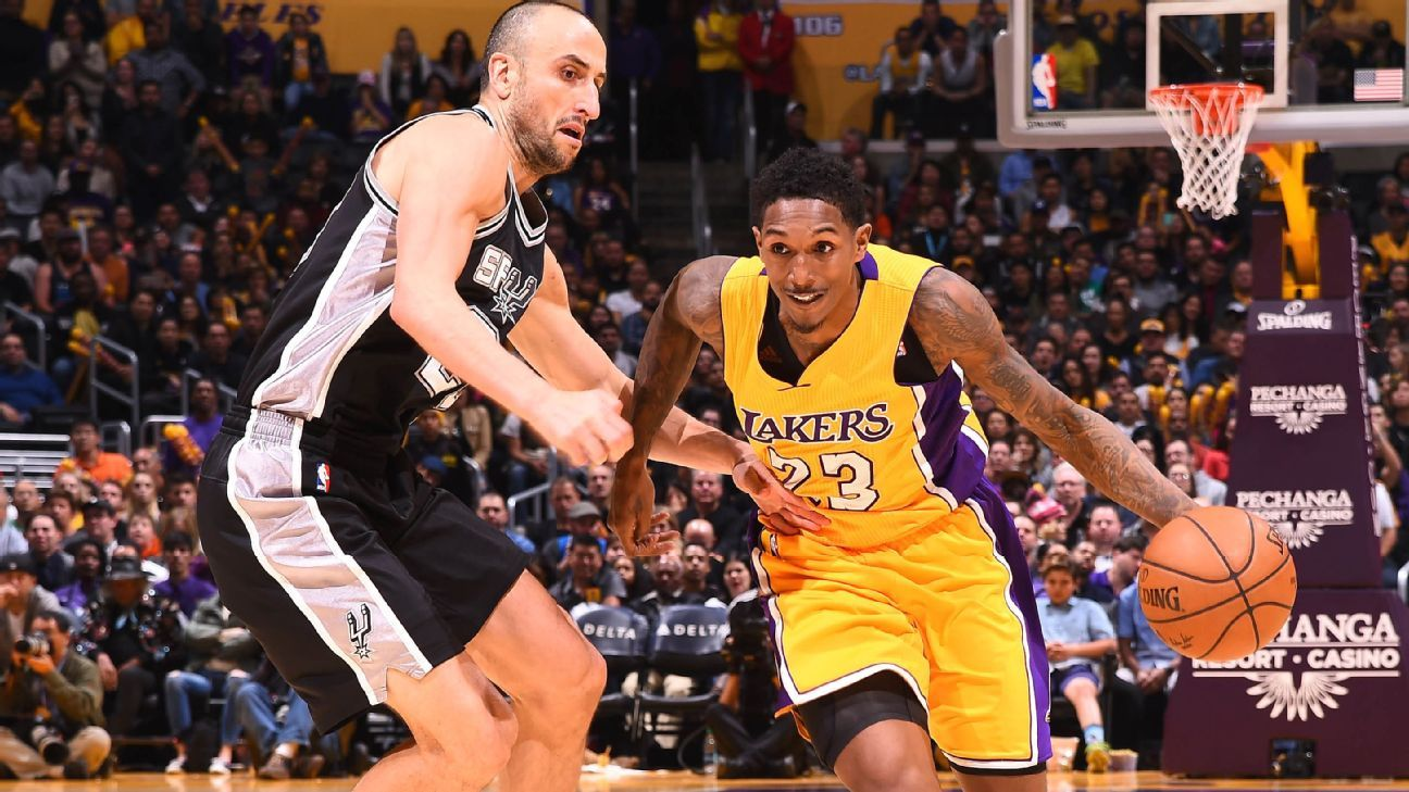 5f6cc76fe Lou Williams leads Stein s Sixth Man Award race - Marc Stein- ESPN