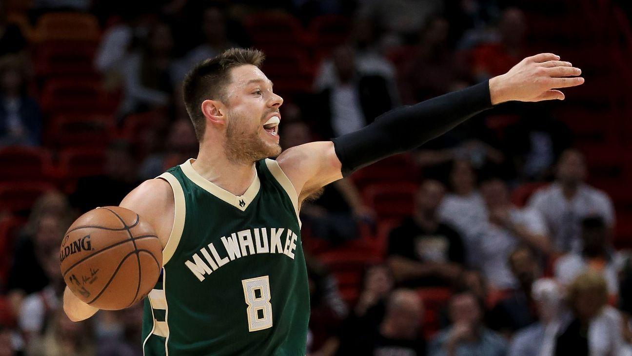 Cleveland Cavaliers get Matthew Dellavedova in three-team trade with Bucks b03b03ff7
