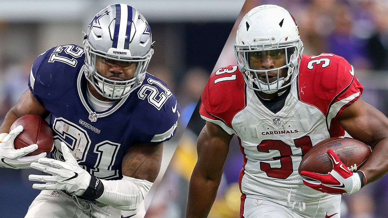 dc292019cdc David Johnson has been the NFL's best running back in 2016 with less help  than Ezekiel Elliott - NFL