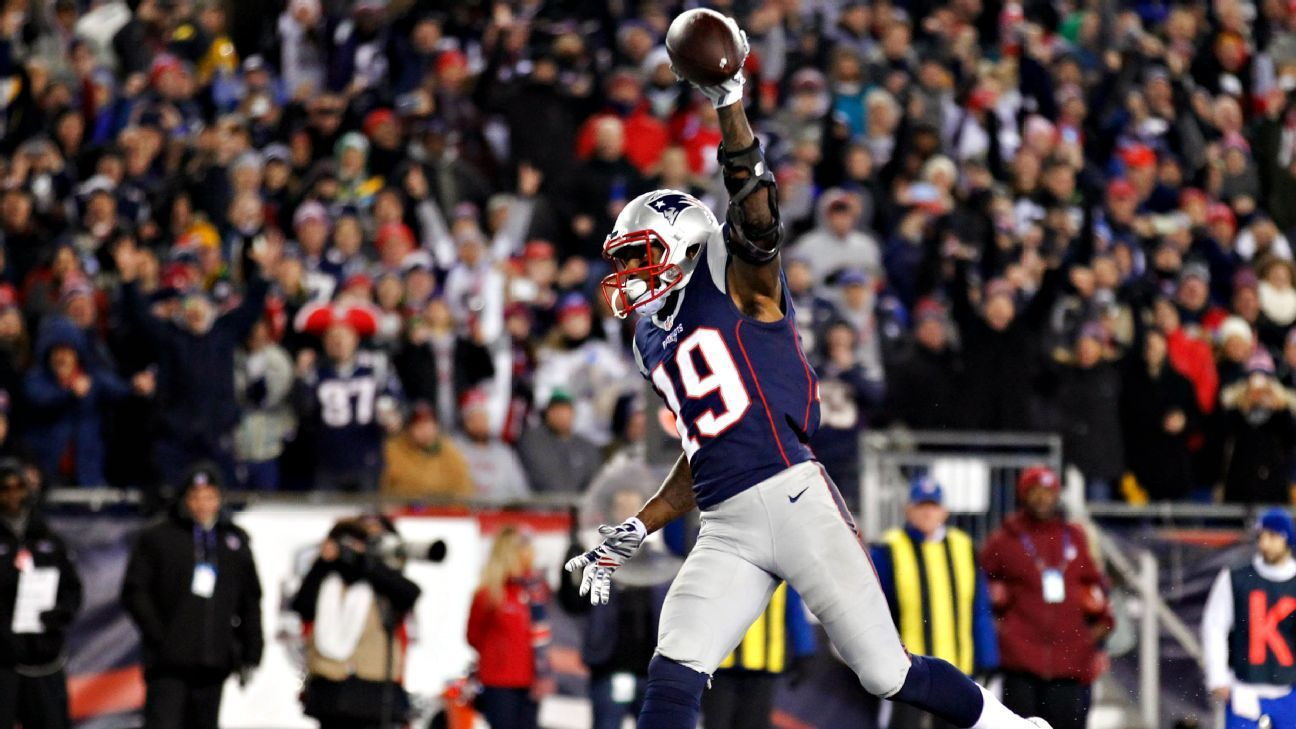 Malcolm Mitchell S Departure Alters Look Of Patriots Wr Depth Chart New England Blog Espn
