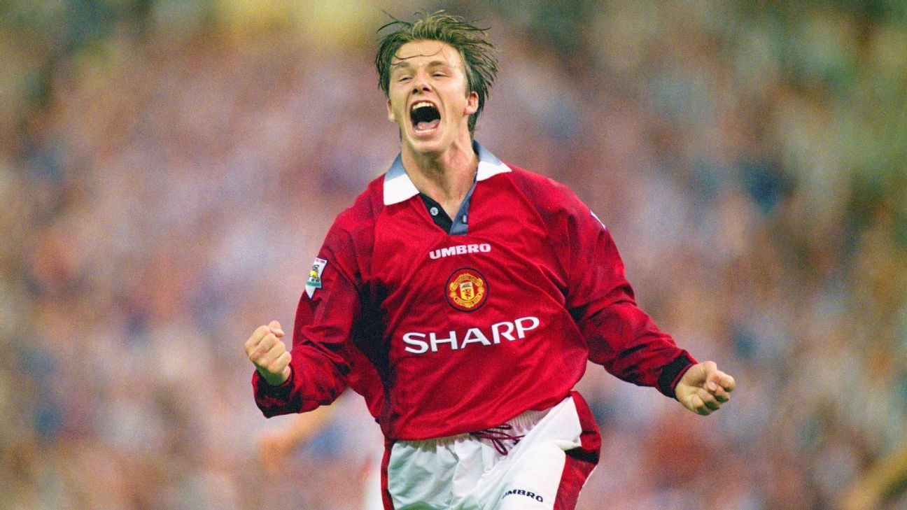 David Beckham Says Young Players Had To Dance As Punishment At Man United