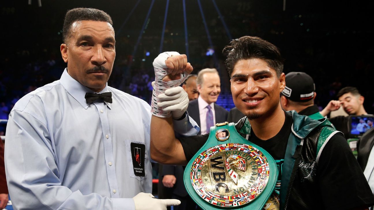 Enthused Mikey Garcia sets Feb. 29 as his long-awaited return to ring