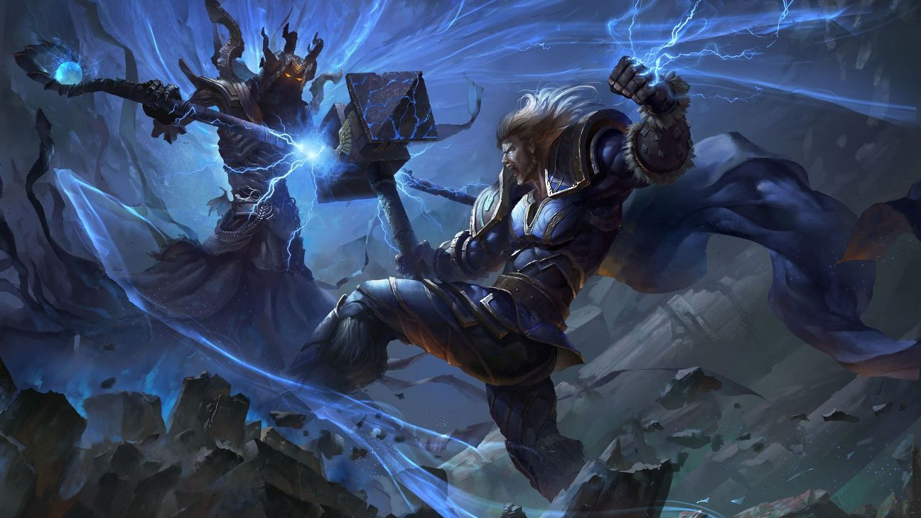 Dignitas announces 2017 smite roster - Thor art wallpaper ...