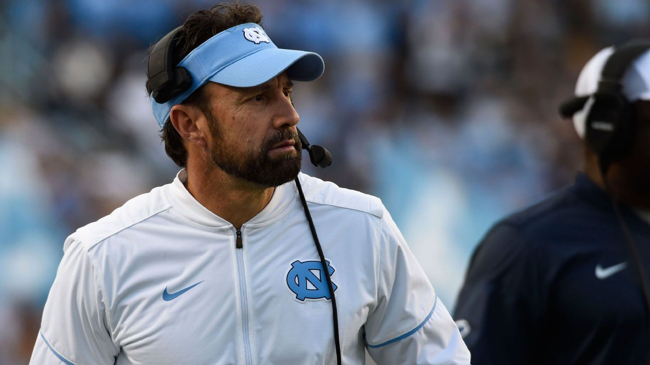 Sources: Larry Fedora nears deal to be Baylor's offensive coordinator