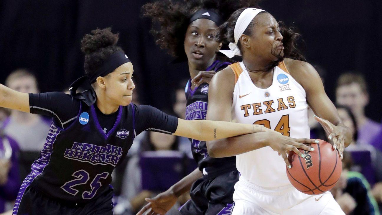 Women's NCAA tournament - Texas' Joyner Holmes, Stanford's ...