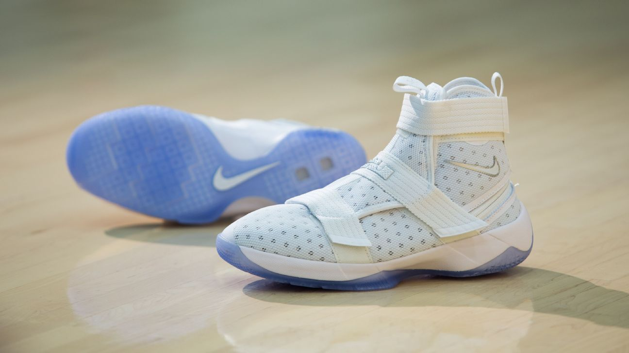 adc07d9a1566c Nike unveils FlyEase version of LeBron Soldier 10 designed for athletes  with disabilities in mind