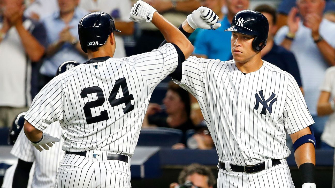 Are New York Yankees' Baby Bombers about to take over ...