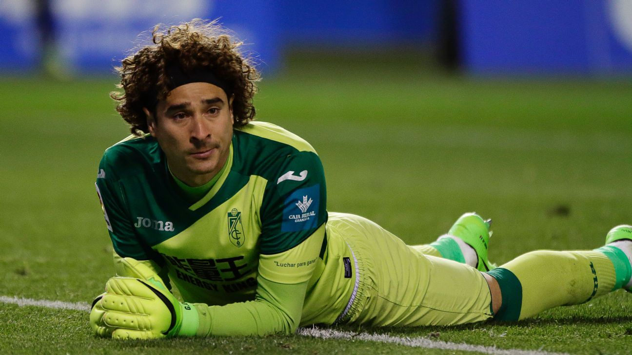 e4db9744030 Ochoa's move to Standard Liege underlines desire to succeed in Europe