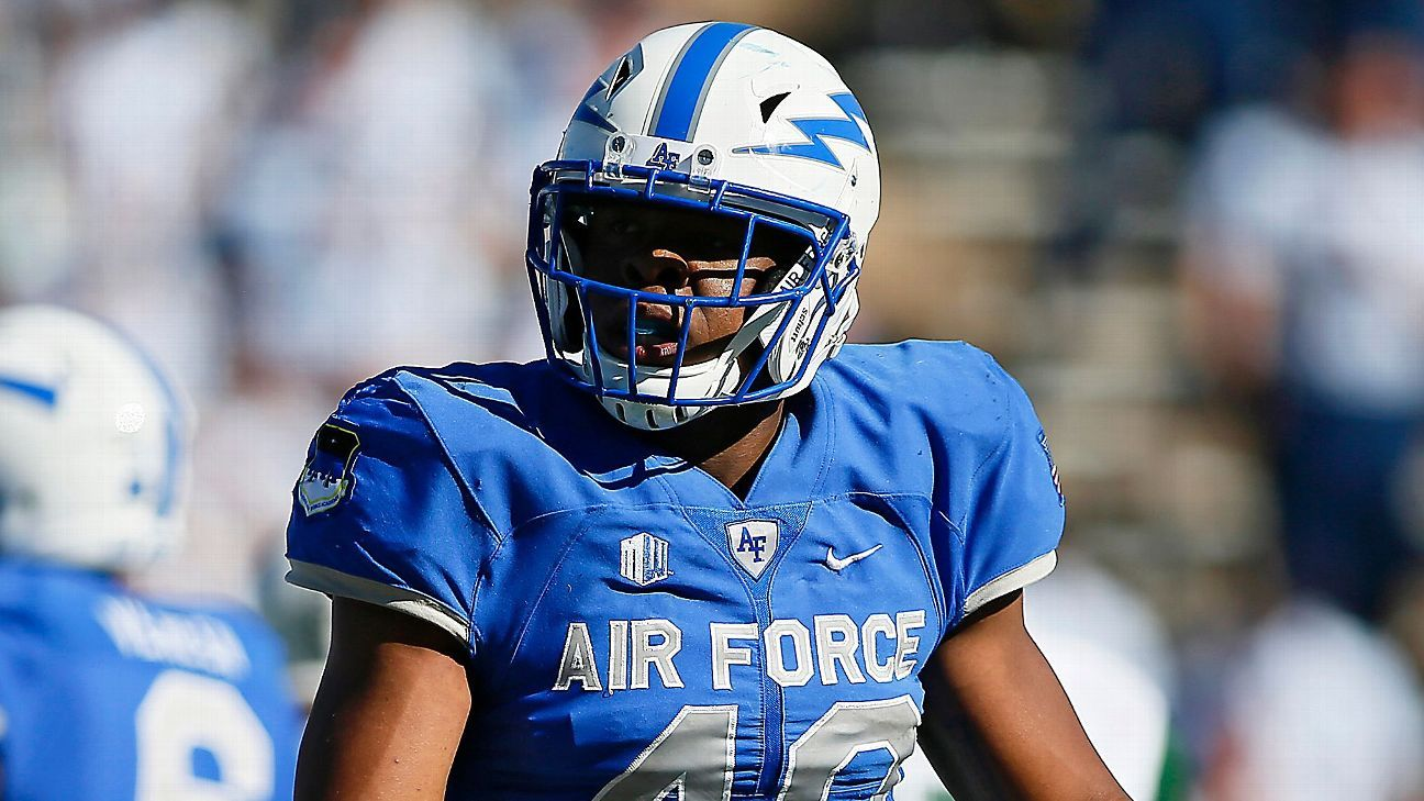 Arizona Cardinals to try out Ryan Watson despite Air Force ...