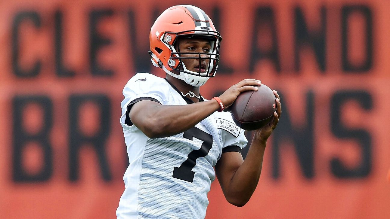 competitive price 5a872 90eb1 Cleveland Browns add talent but lack clarity in one key spot ...