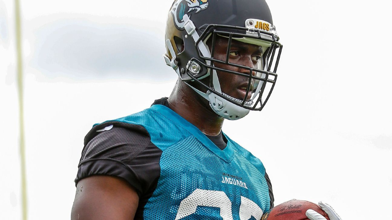 Jags' Rookie Leonard Fournette Ready for the Big Time