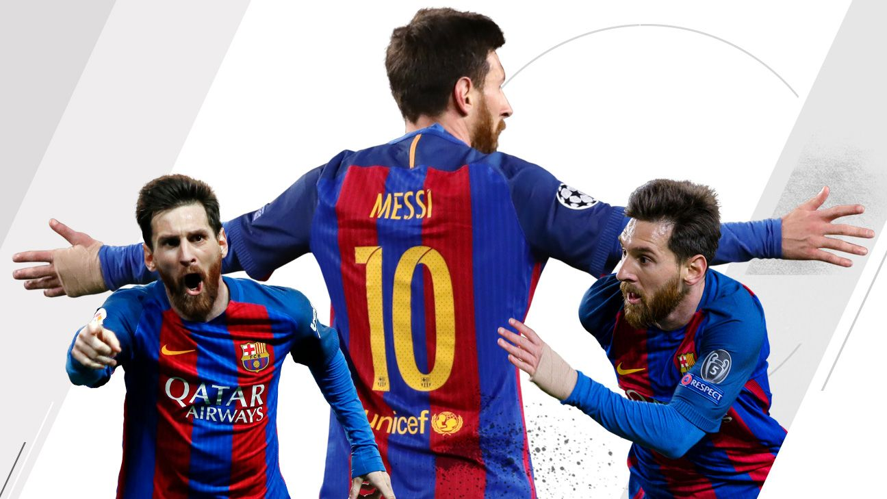 Lionel Messi irreplaceable at Barcelona - Five reasons why his new deal is  key 4dfb5ea9314