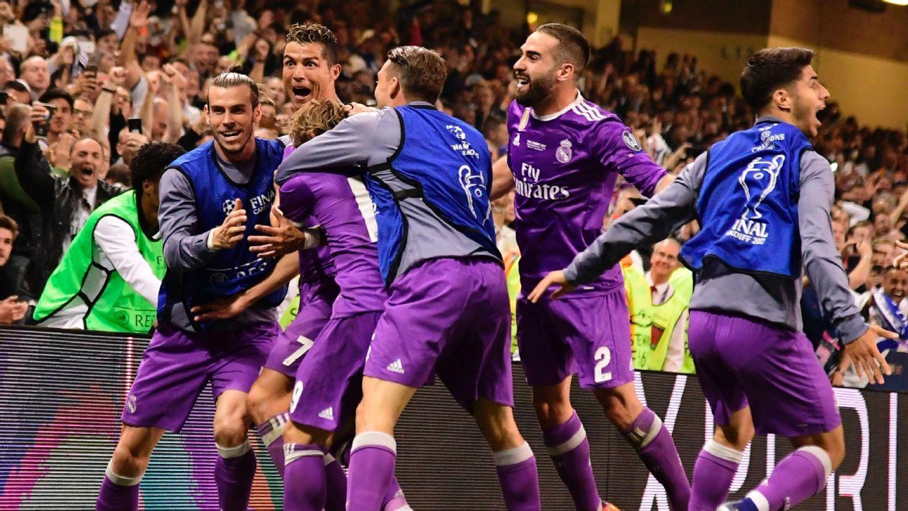 Real Madrid make history b7e606a7f
