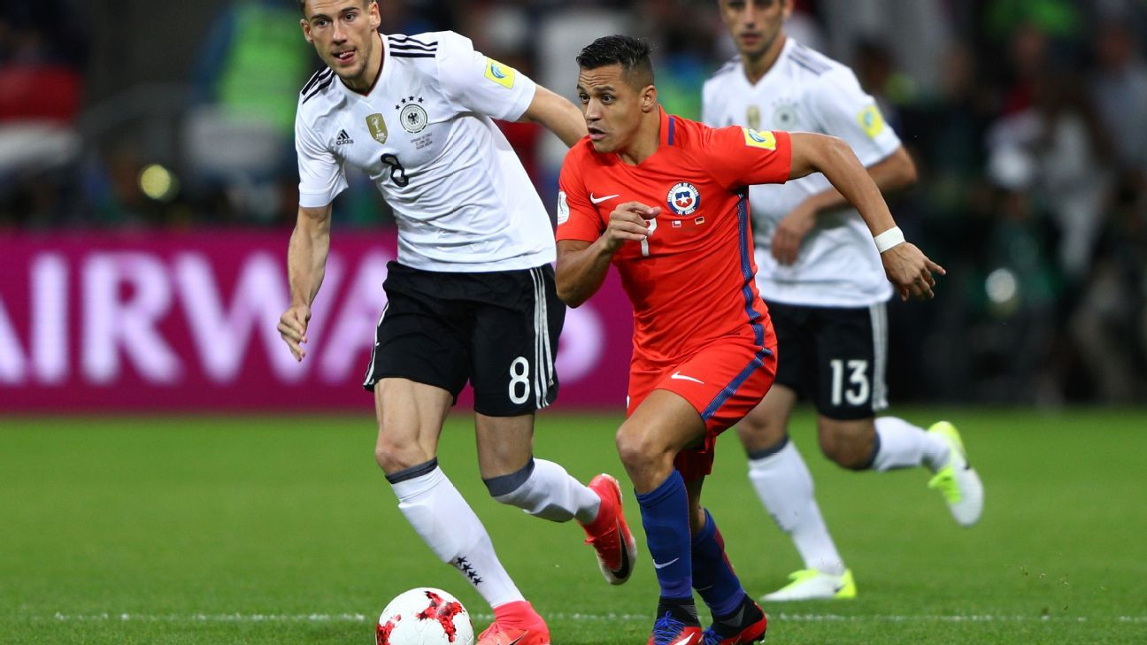 Sanchez 'very happy' to break Chile record
