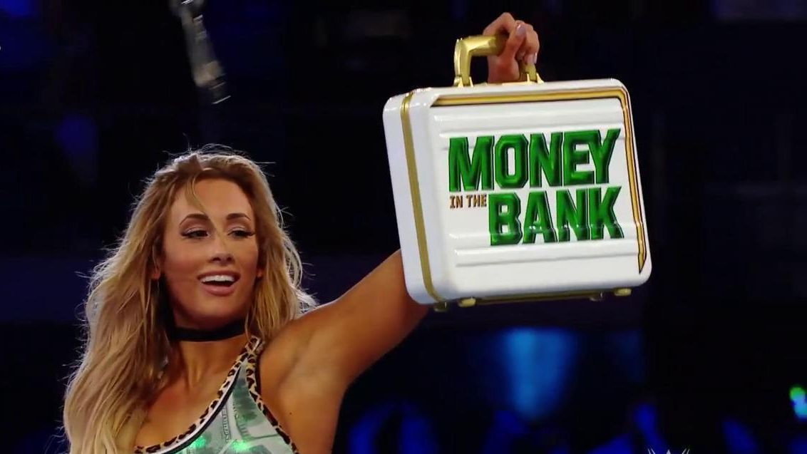 Wwe Carmella Strikes Again With Second Win In Women S