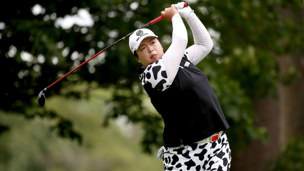 Inspiring Greatness - Chinese LPGA golfer Shanshan Feng does things her way