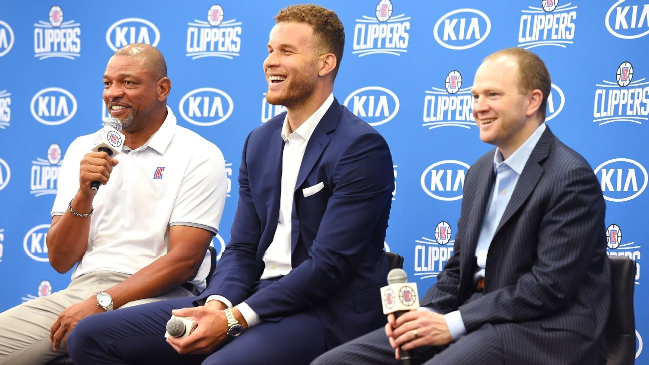 2c915637 NBA: Doc Rivers' move out of the LA Clippers' front office was inevitable