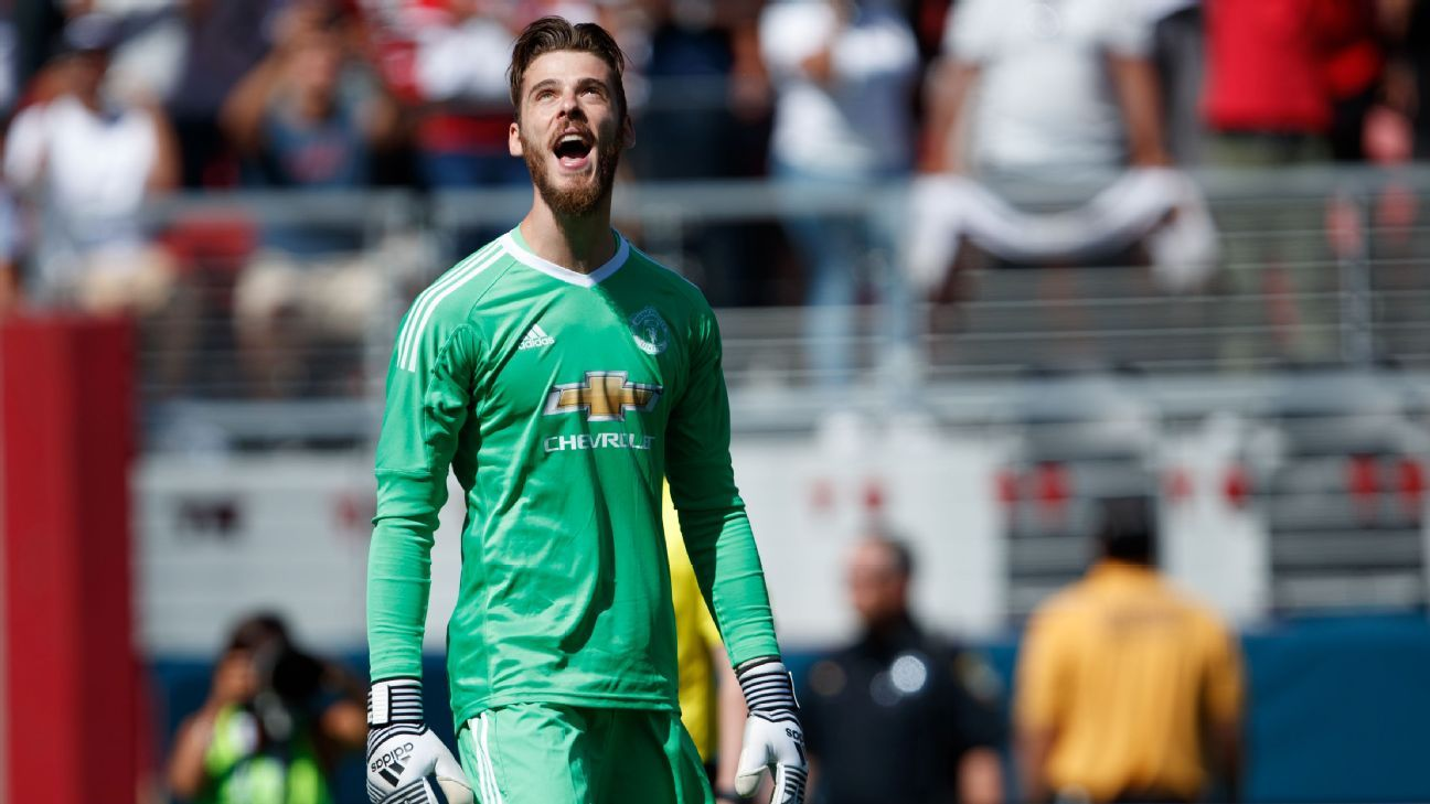 David De Gea Asks Sergio Ramos For Help In Forcing Real Madrid Move