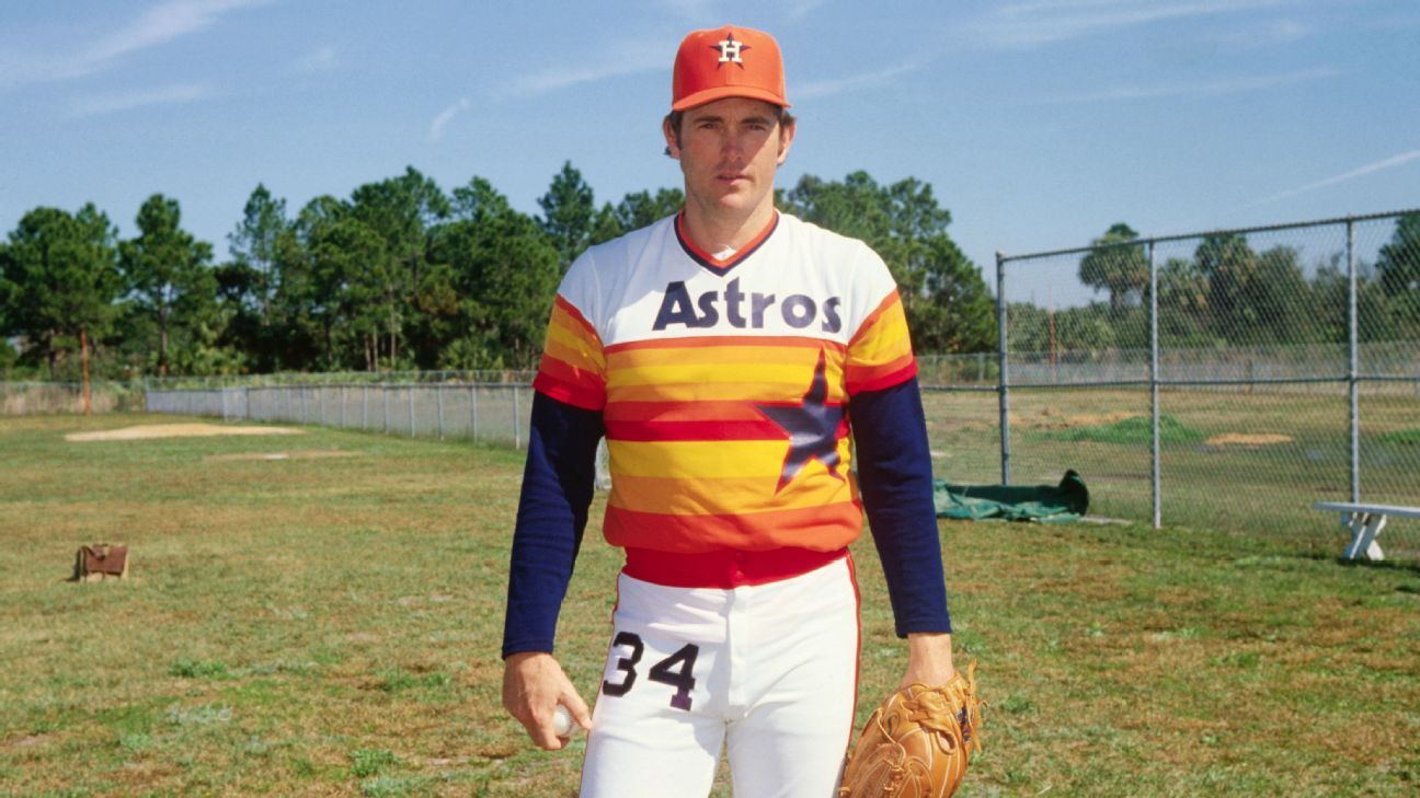 timeless design 19446 001e5 The history of Houston's iconic rainbow uniforms is a story ...